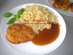 cornflakes Citir Tavuk File Schnitzel