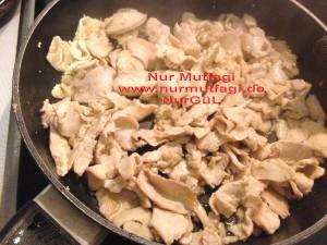 döner - dürüm tavuk etli - bazlama -  (6)