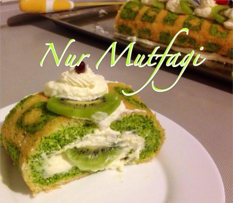 Ispanaklı Tuzlu Kek Tarifi Videosu