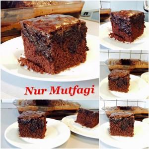 islak kek, brownie nasil yapilir tarifi