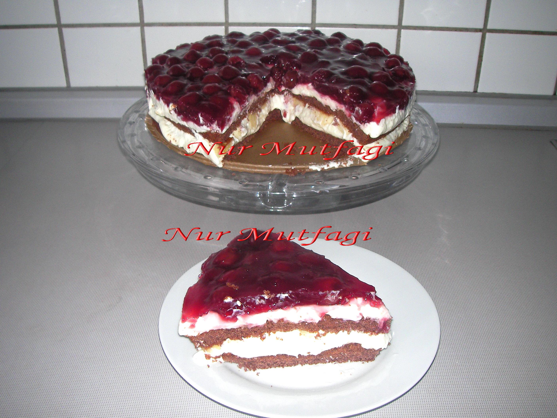 Pratik Kirazlı Pasta
