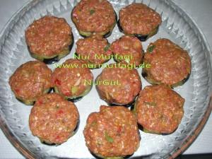 Patlican Burger Kebab