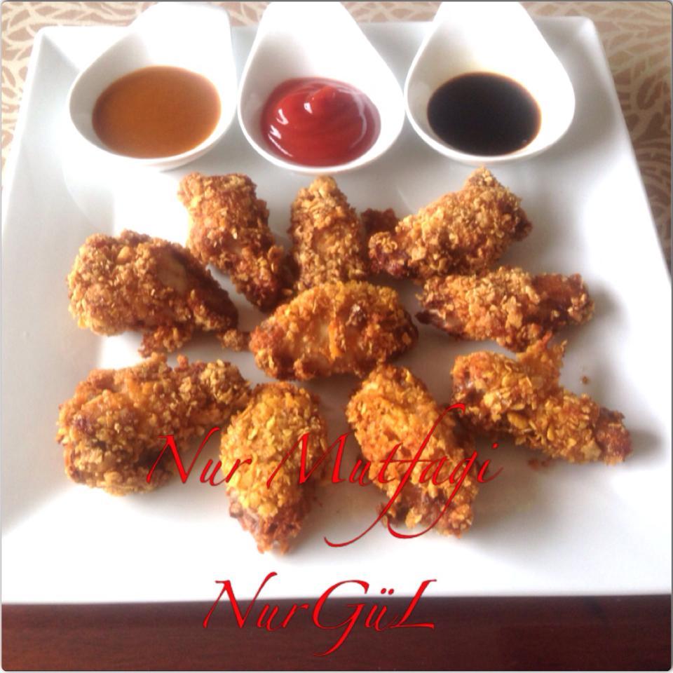 KFC USULÜ TAVUK NUGGET