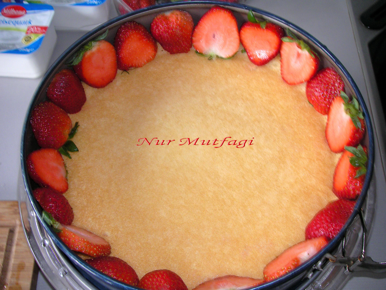 Çilekli Pasta Tarifi Videosu
