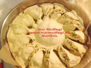 papatya cörek ekmek pogaca cicek (12)