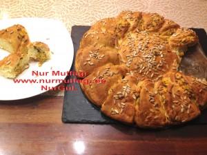 papatya cörek ekmek pogaca cicek (24)