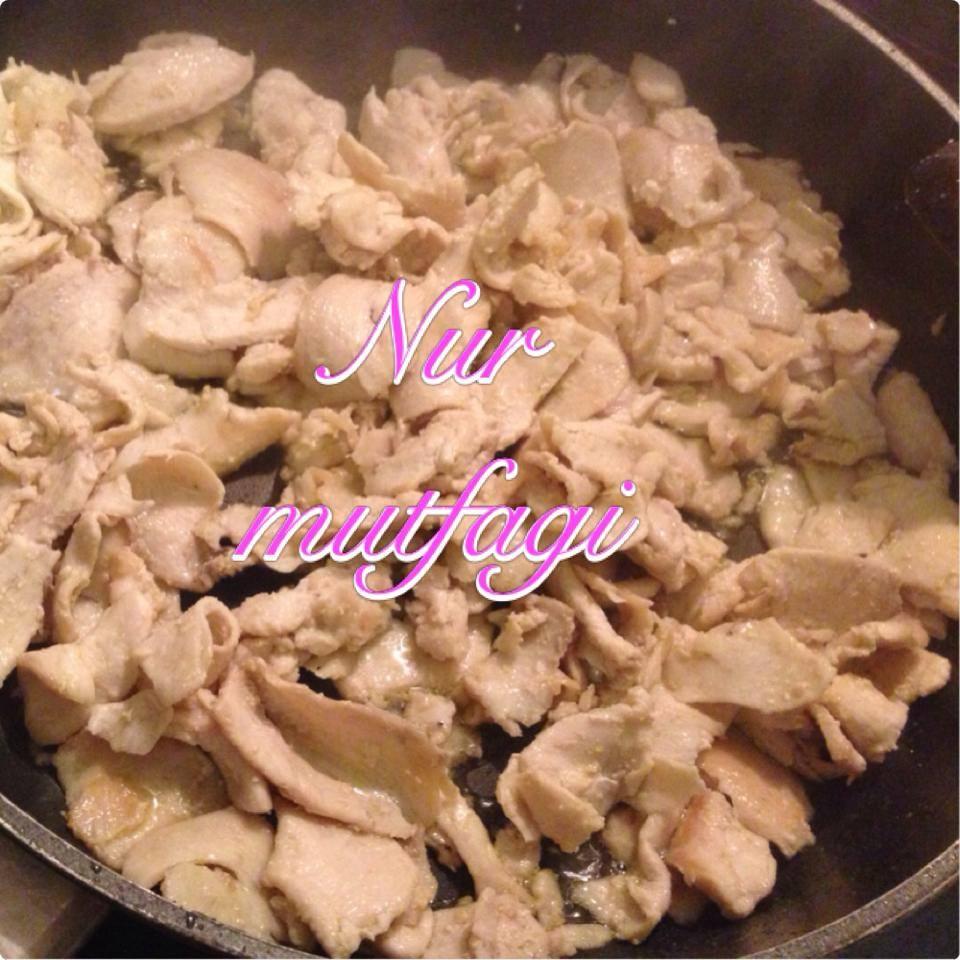 Tavuk Dürüm Tarifi