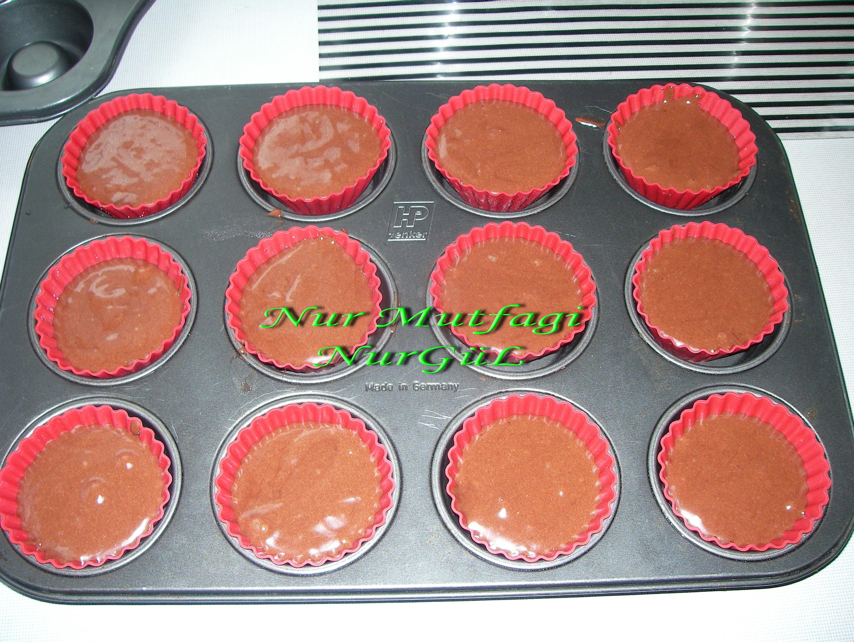 Kakaolu Muffin Tarifi Videosu