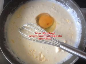 besamel soslu firinda hindi köfteli sebzeli spagetti  (2)
