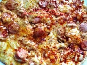 citir sosisli kasarli yumurta pizzasi (5)