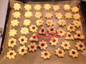 kus üzümlü findikli hindistan cevizli kurabiyeler (8)