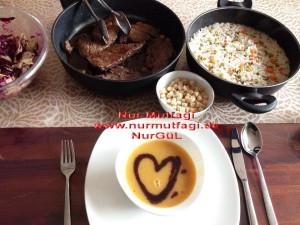 mercimek corbasi ve stek pilav menü (2)