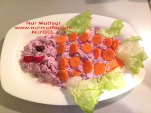 morlahana salatasi et kizartmasi firinda kremali makarna (2)