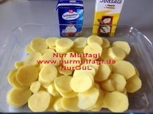 tepsi kebabi kremali patates graten7