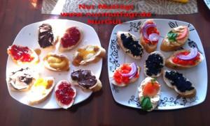 Kahvaltilik dilimler peynirli recelli balikli (8)