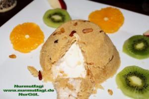 irmik helvasi dondurmali meyve sunumlu (3)