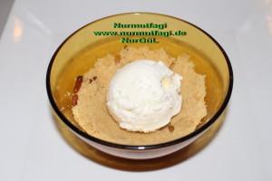 irmik helvasi dondurmali meyve sunumlu (5)