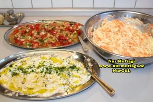 közlenmis patlican salatasi, babagannus salatasi (3)