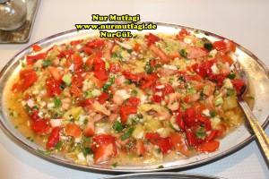 közlenmis patlican salatasi, babagannus salatasi (5)