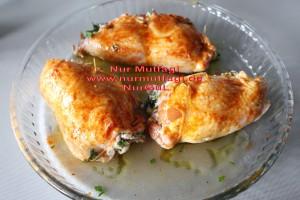 kremali tavuk dolmasi (6)