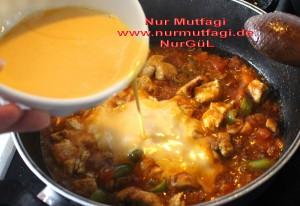 tavuk fileli yumurtali menemen (4)