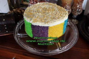 5 renkli gökkusagi pastasi regenbogen torte (54)
