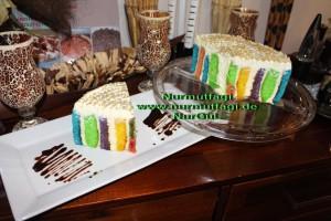 5 renkli gökkusagi pastasi regenbogen torte (88)