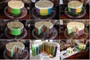 5 renkli gökkusagi pastasi regenbogen torte set 5 (32)