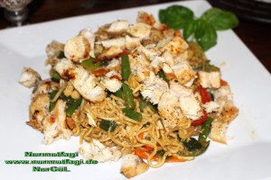 china nudeln sebzeli wok makarna (14)