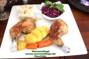 düdüklü tencerede sebzeli tavuk tandir  (16)