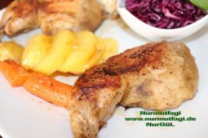 düdüklü tencerede sebzeli tavuk tandir  (29)