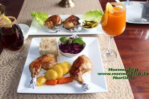 düdüklü tencerede sebzeli tavuk tandir  (35)
