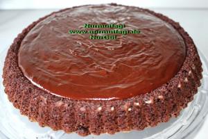 ganajli cikolatali tart (20)