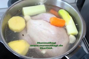 tavuk suyu ve tavada haslama tavuk kizartma bulgur pilavi  (2)