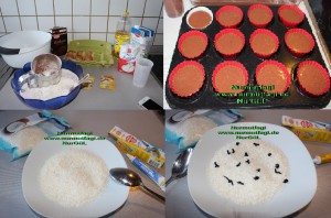 Kurabiye Canavari Muffin Cupcake Kuntakinte Browni muffin tarifi ve yapilisi