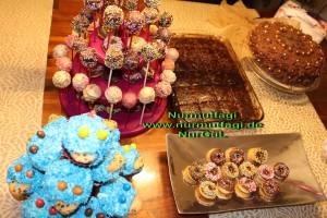 Kurabiye Canavari Muffin Cupcake Kuntakinte Browni muffin tarifi