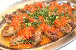 cevap cici köfte domates soslu köfte (4)