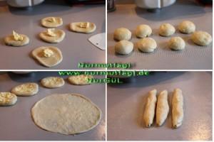 acma, mini pizza, hashasli, peynirli, patatesli acma + (8)