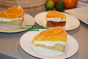 portakalli pasta cheesecake cizkek (38)