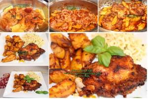 firinda marineli tavuk pirzola kotelet set (1)