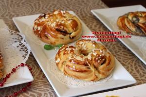 hefezopf 3 cesit cörek tarifi paskalya cöregi findikli nutellali hashasli (101)