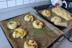 hefezopf 3 cesit cörek tarifi paskalya cöregi findikli nutellali hashasli (46)