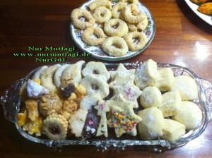 un kurabiye simit kurabiye