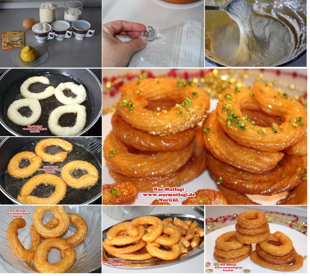 Lokma tatlısı nasıl yapılır resimli pratik tatlılar püf noktaları