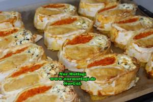 3 cesitli yufka böregi peynir, patates, havuc (41)