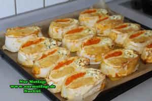 3 cesitli yufka böregi peynir, patates, havuc (44)