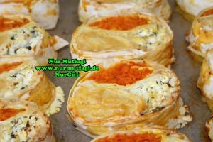 3 cesitli yufka böregi peynir, patates, havuc (45)