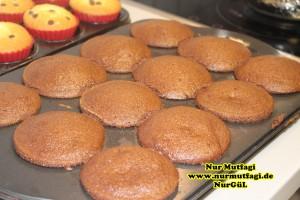 damla cikolatali muffin topkek - ici dolgulu kakaolu muffin (13)