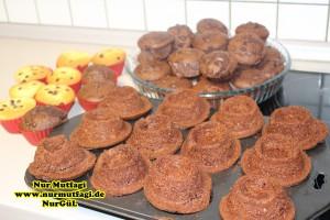 damla cikolatali muffin topkek - ici dolgulu kakaolu muffin (19)