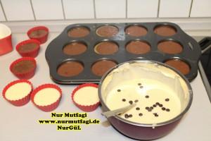 damla cikolatali muffin topkek - ici dolgulu kakaolu muffin (2)